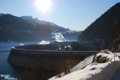 2008 - Hongrin Dam