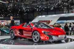 2015 - 85th Geneva Motor Show